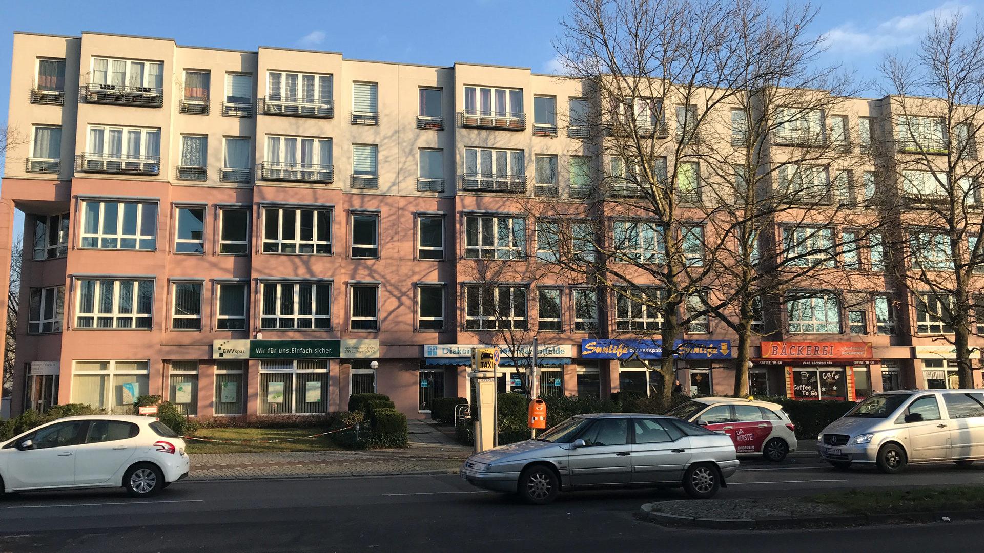 TGA Planung Berlin Weskammstraße