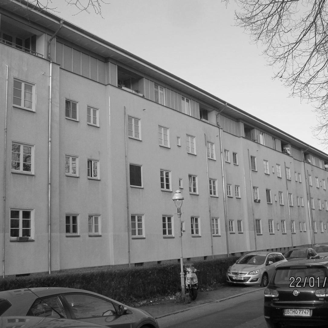 WE 176 Planetensiedlung, Berlin Neukölln