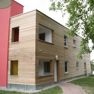 Umbau und Teilaufstockung Kur- und Reha-Klinik Buckow
