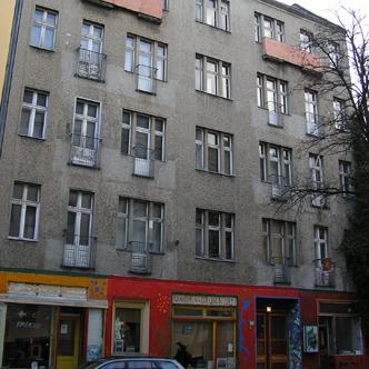 Nordberliner WBG Sanierung Mehrfamilienhaus Liebenwalder Str.