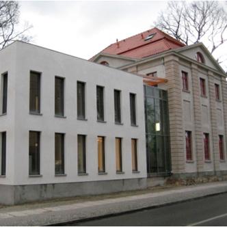 Verwaltungsgebäude der Städtischen Werke Angermünde