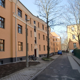 WBM Friedrichstraße 129, Hugenottenviertel Berlin