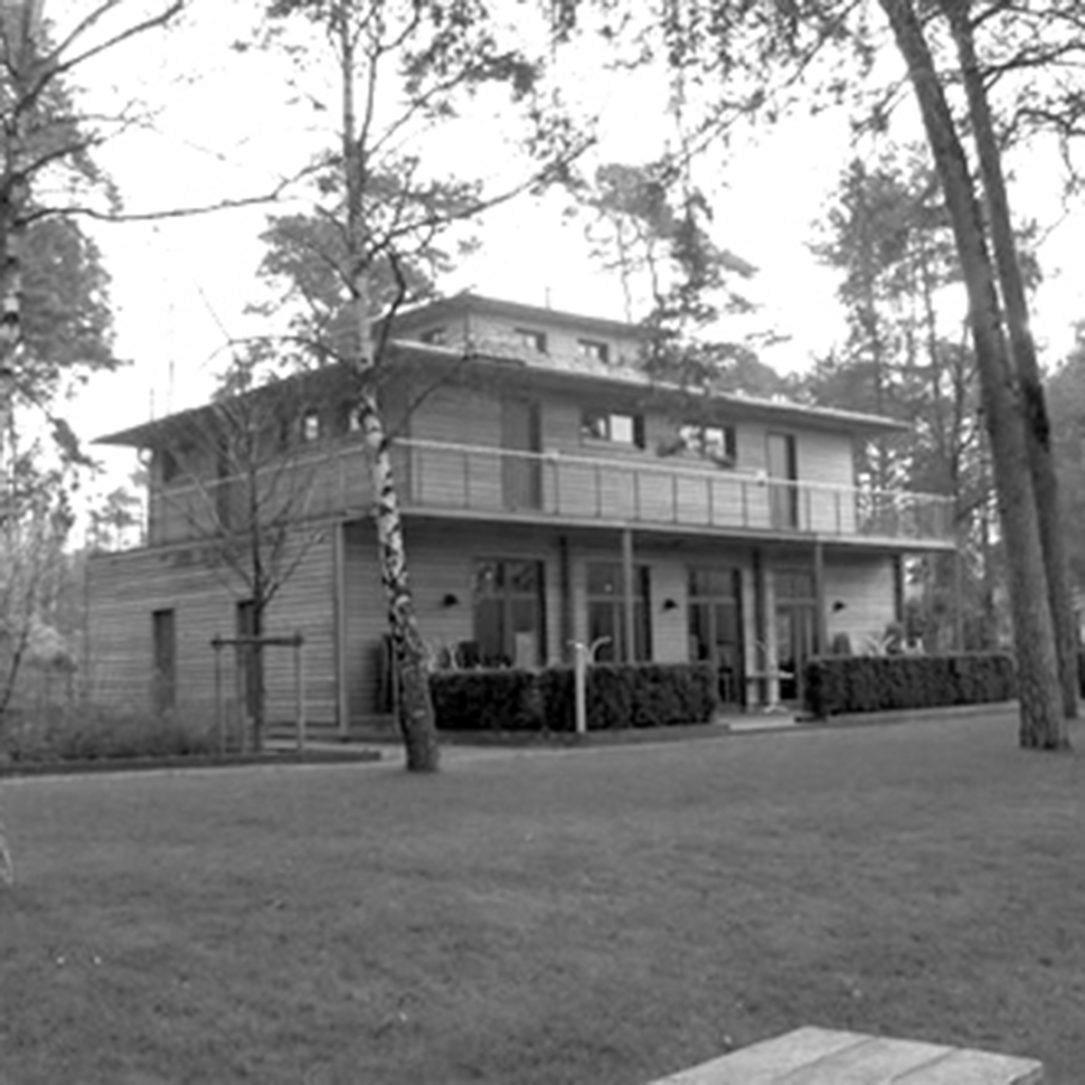 Energetische Sanierung Clubhaus und Schwimbecken